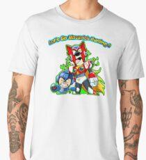 Mega Calvin & Hobbes Zero Men's Premium T-Shirt