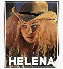 Helena - Orphan Black Poster