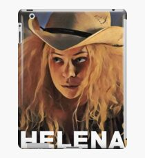 Helena - Orphan Black iPad Case/Skin