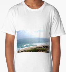 Scarborough Beach #1 Long T-Shirt