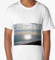 Scarborough Beach #5 Long T-Shirt