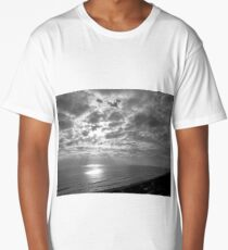 Scarborough Beach #6 Long T-Shirt