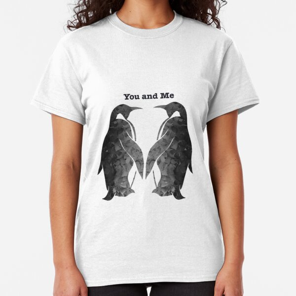 Two penguins Classic T-Shirt