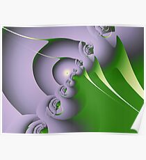 Curvaceous Poster