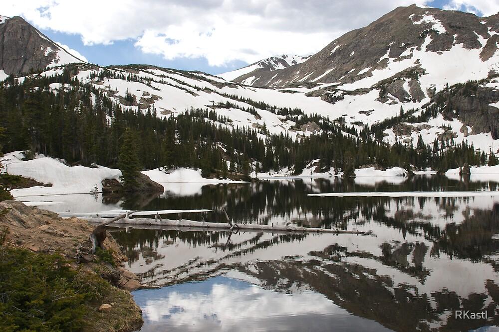 Jasper Lake by RKastl
