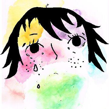 Crying boi by trimmu