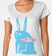 Weirdo Women's Premium T-Shirt