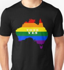 LGBT equality Australia, Vote Yes! T-Shirt