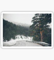 Oblivion Road Sticker
