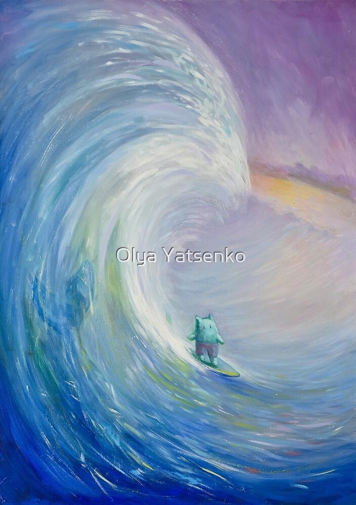 Big Wave by olarty