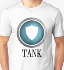 Tank with text T-Shirt