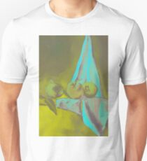 Apples painting with drape  T-Shirt