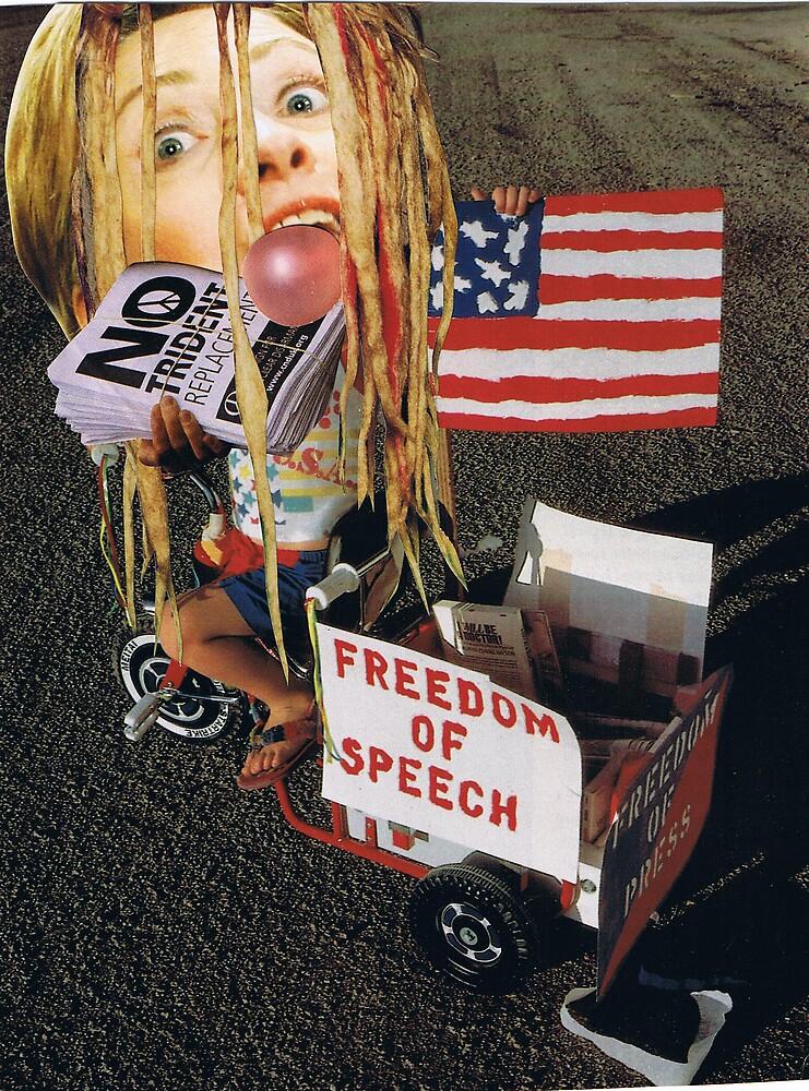Hilarys campaign 2012 by atomikboy