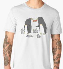 Penguin Family Men's Premium T-Shirt