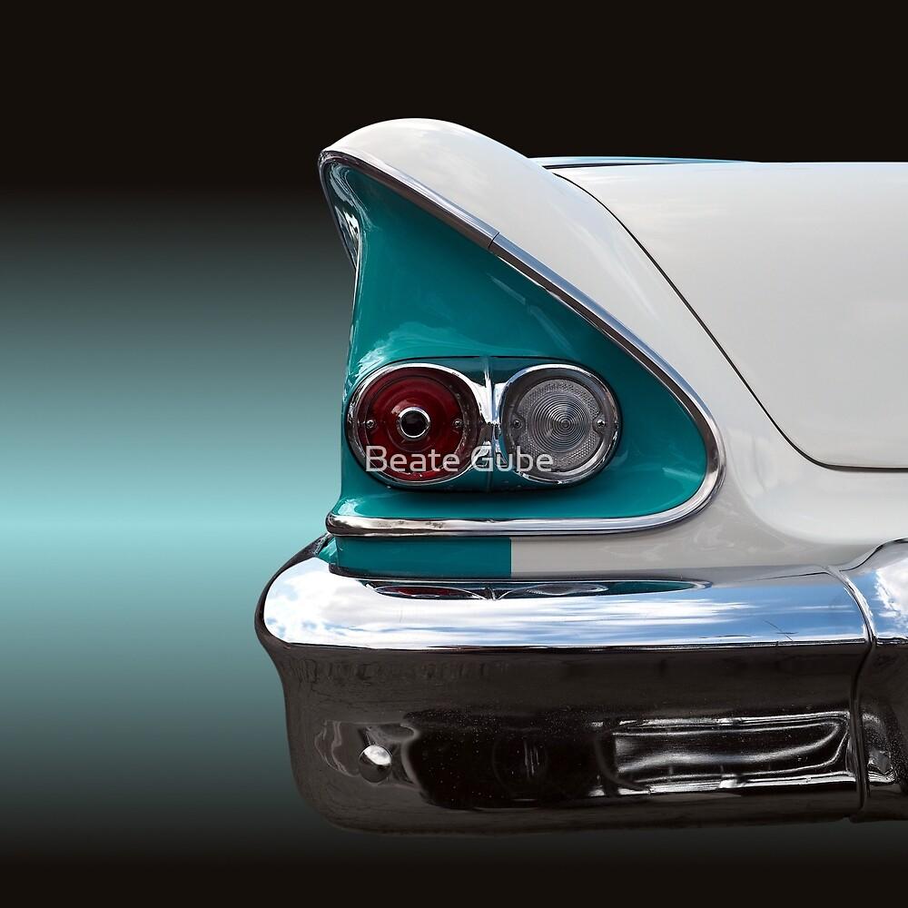 Bel Air 1958 by Beate Gube