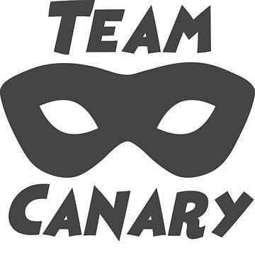 Team Canary-Arrow by sarahxxdll