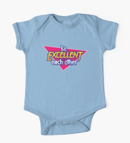 Be Excellent to Each Other Kids Clothes