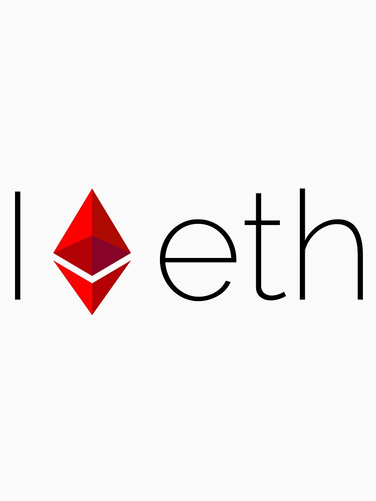 I Heart ETH by MillSociety