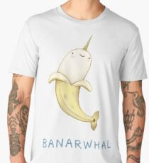 Banarwhal Men's Premium T-Shirt