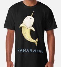Camiseta larga Banarwhal