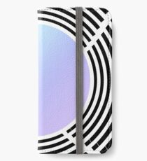 Camera Lens Minimal Geometric Design iPhone Wallet/Case/Skin