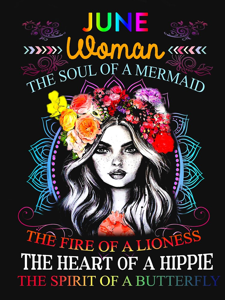 June Woman The Soul Of A Mermaid by Thanada