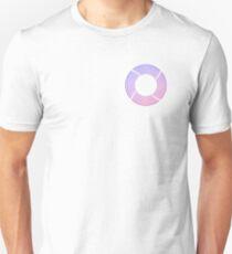 Camera Lens Minimal Geometric Design T-Shirt