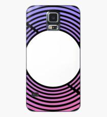 Camera Lens Minimal Geometric Design Case/Skin for Samsung Galaxy