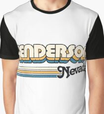 Henderson, NV | City Stripes Graphic T-Shirt