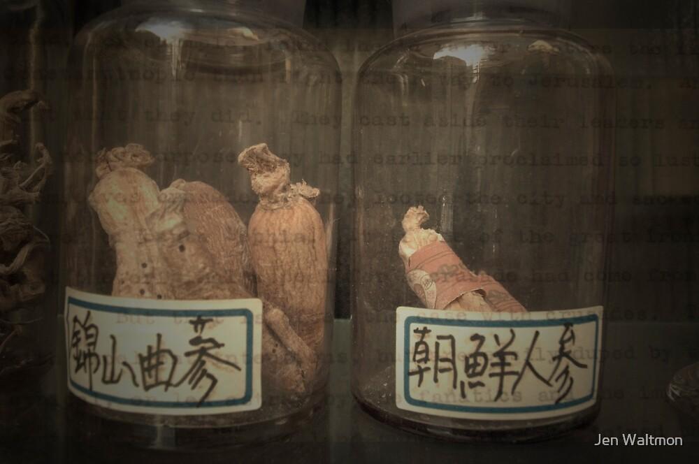 Autumn in Japan:  Ancient Remedies by Jen Waltmon