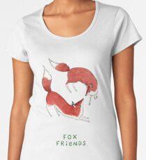 Fox Friends Women's Premium T-Shirt
