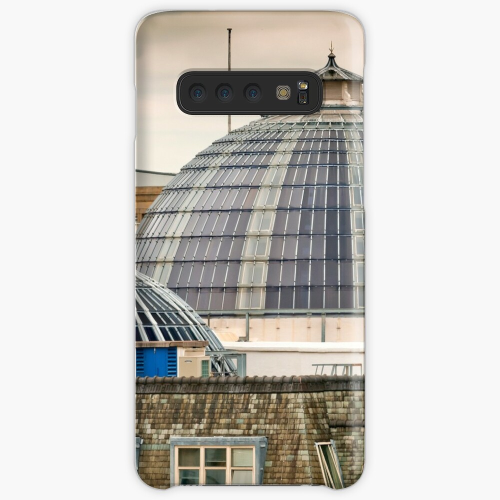 Manchester's Domed Skyline Case & Skin for Samsung Galaxy