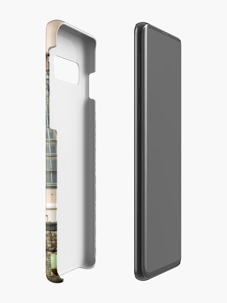 Alternate view of Manchester's Domed Skyline Case & Skin for Samsung Galaxy