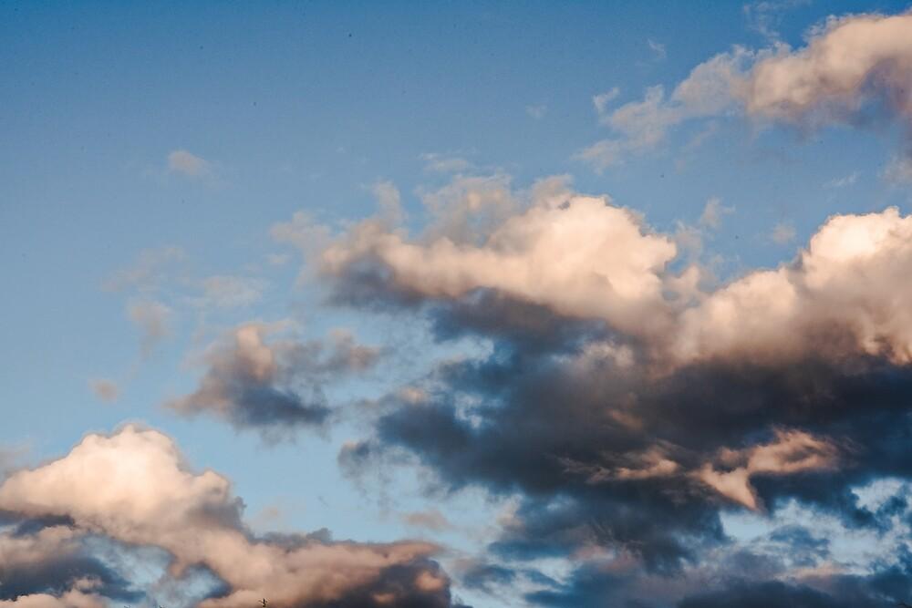 Dark Clouds by James Galler