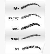 Brows Poster