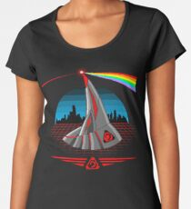 Dark Side of Nod Women's Premium T-Shirt
