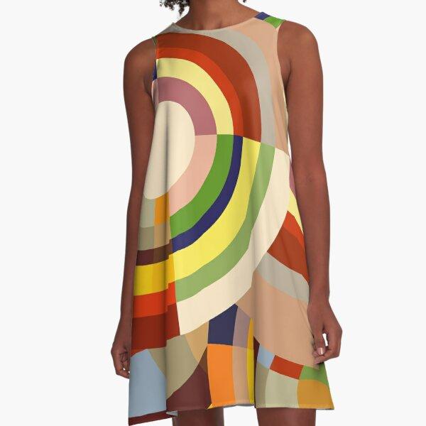 Colour Revolution SIX A-Line Dress