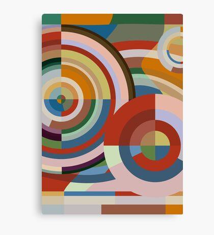 Colour Revolution TWO Canvas Print