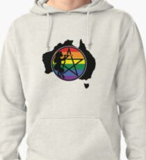 PAN Supports Marriage Equality Pullover Hoodie