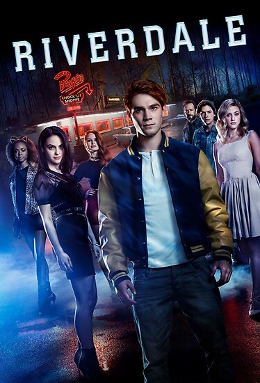 Image result for riverdale poster