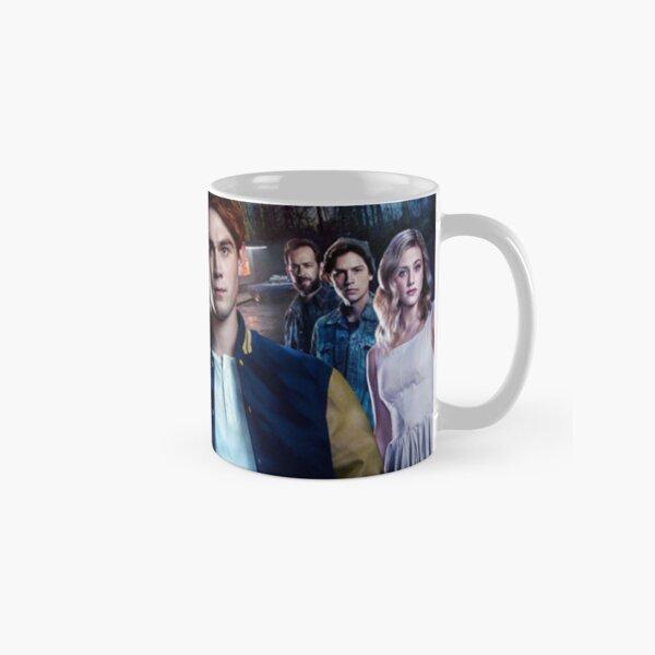 Riverdale River boule 10 oz Mug Thé Café Clovix Archie Betty Veronica Cheryl environ 283.49 g