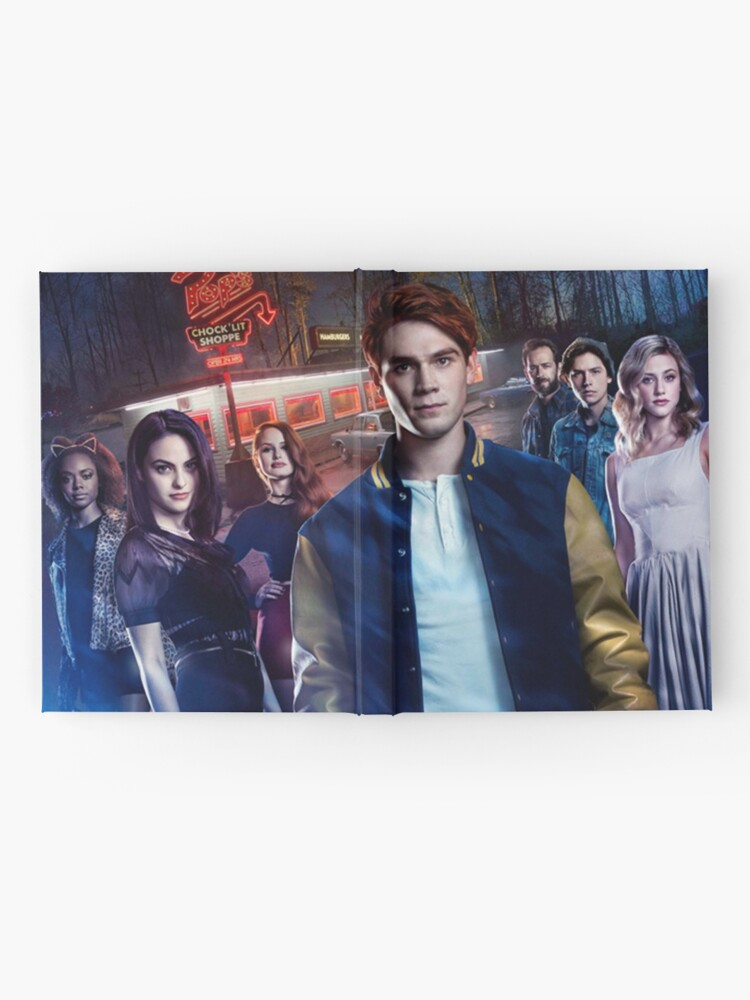 Alternate view of Riverdale Hardcover Journal