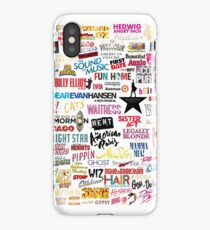 Musicals iPhone Case/Skin