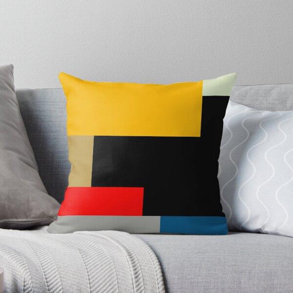 MODERNISM ONE Throw Pillow