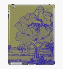 Trees Landscape 10 iPad Case/Skin