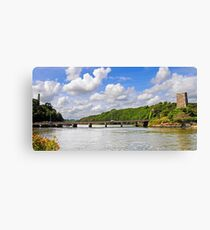 Ferrycarrig, Co. Wexford, Ireland Canvas Print