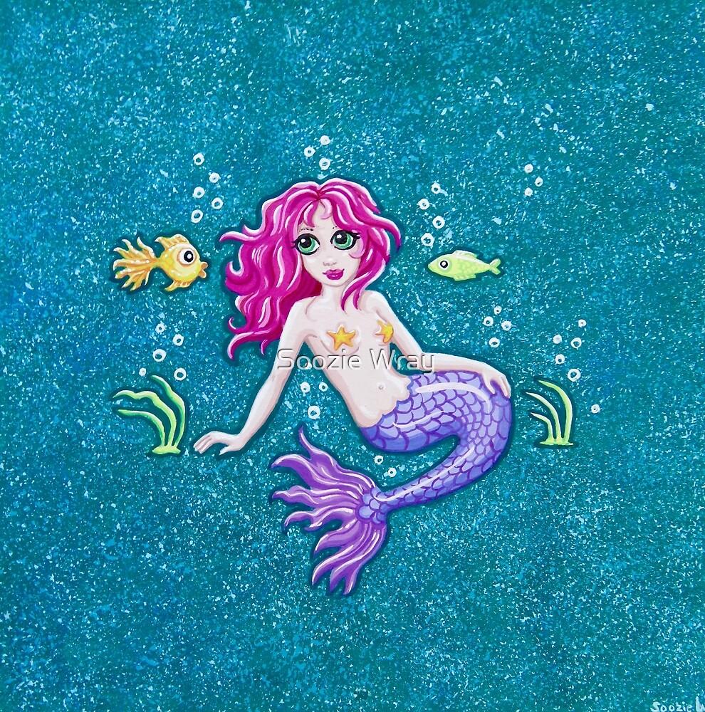 My Little Mermaid by Soozie Wray
