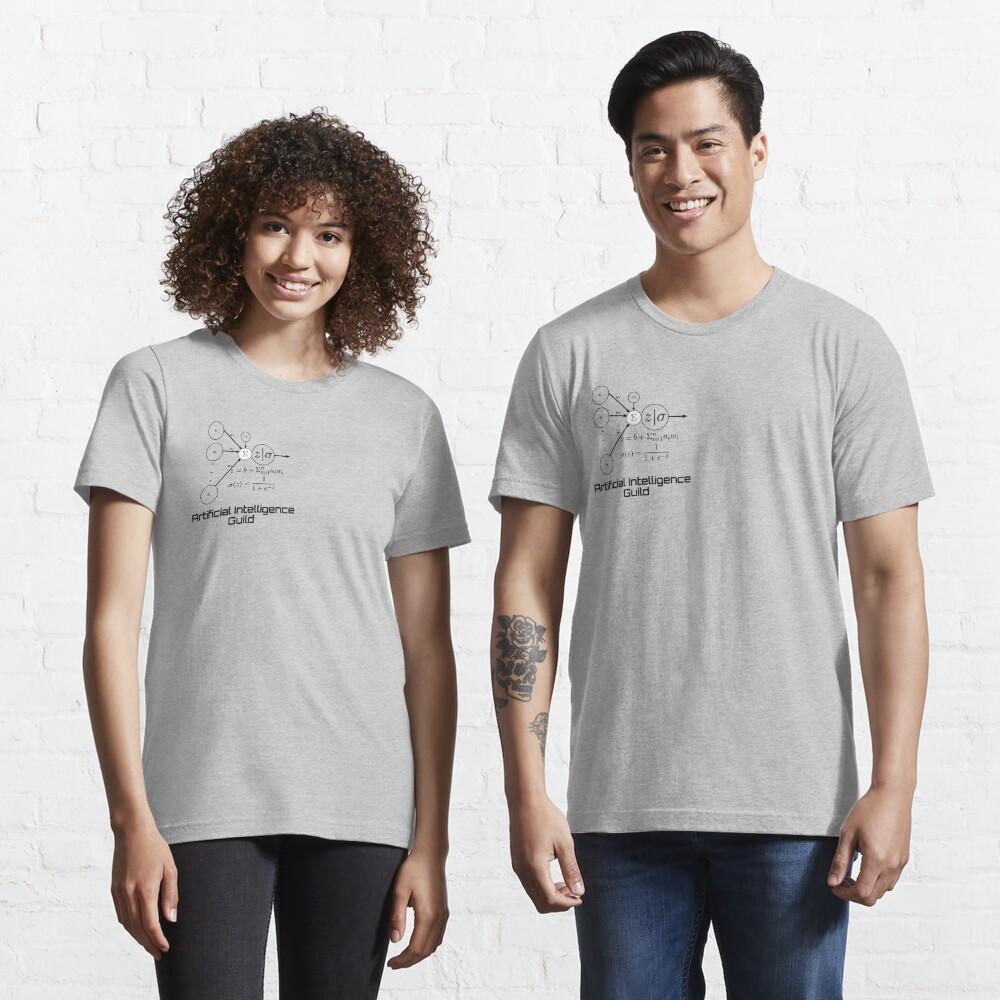 Artificial Intelligence Guild Essential T-Shirt