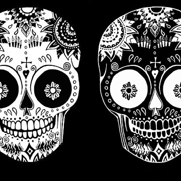 Day of the Dead design by GwynplaineStuff