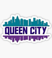 Queen City, NC Sticker